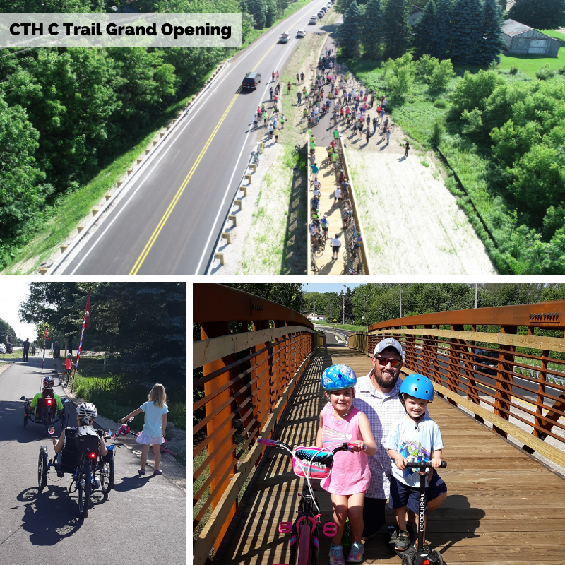 CTH C Trail Grand Opening