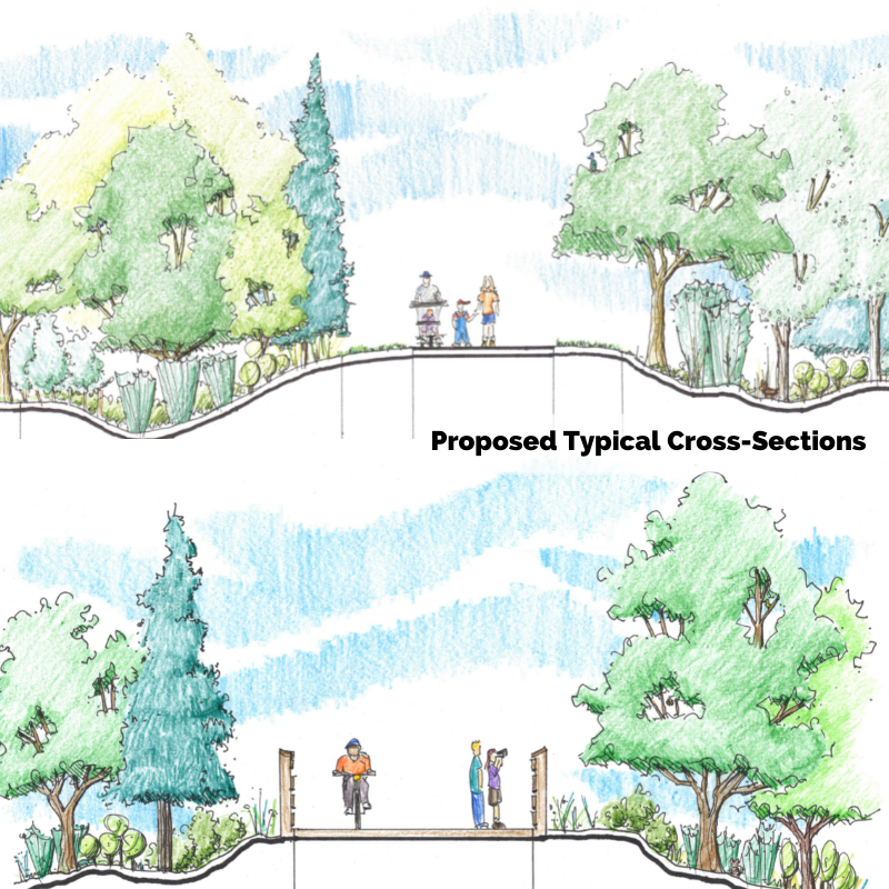 Proposed Typical Cross-Sections
